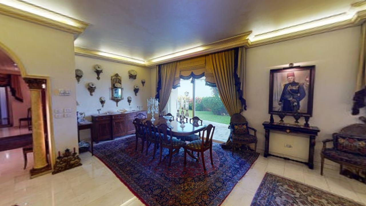 4-BR Apartment with 300m2 Garden in Doha Hills