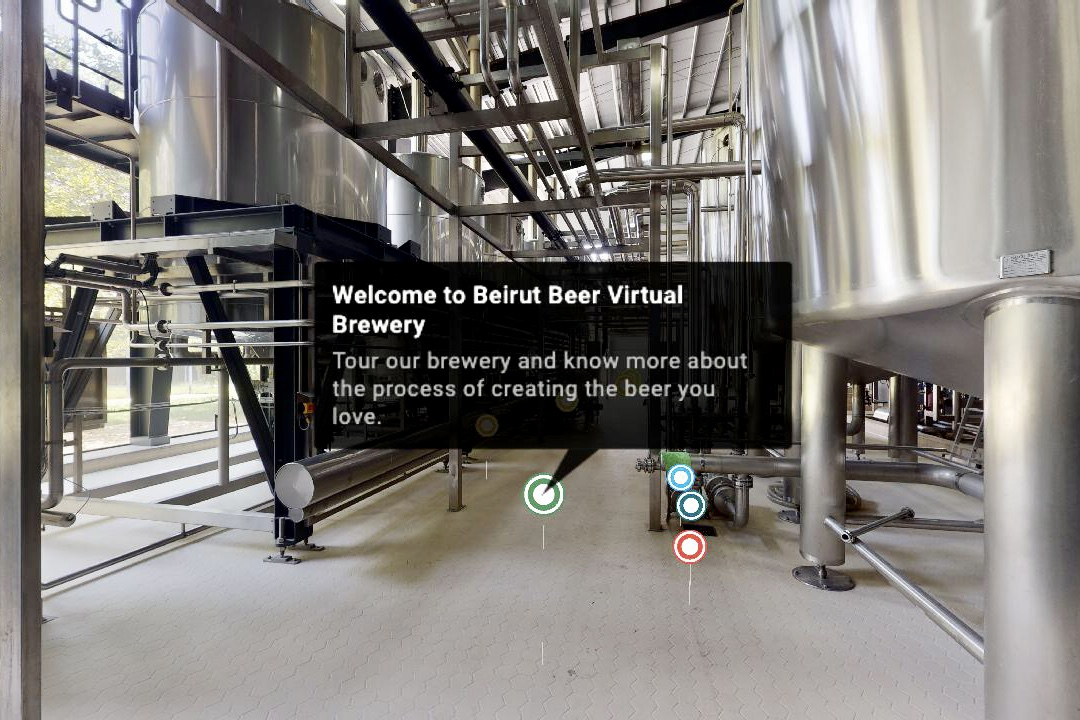 Beirut Beer Virtual Brewery